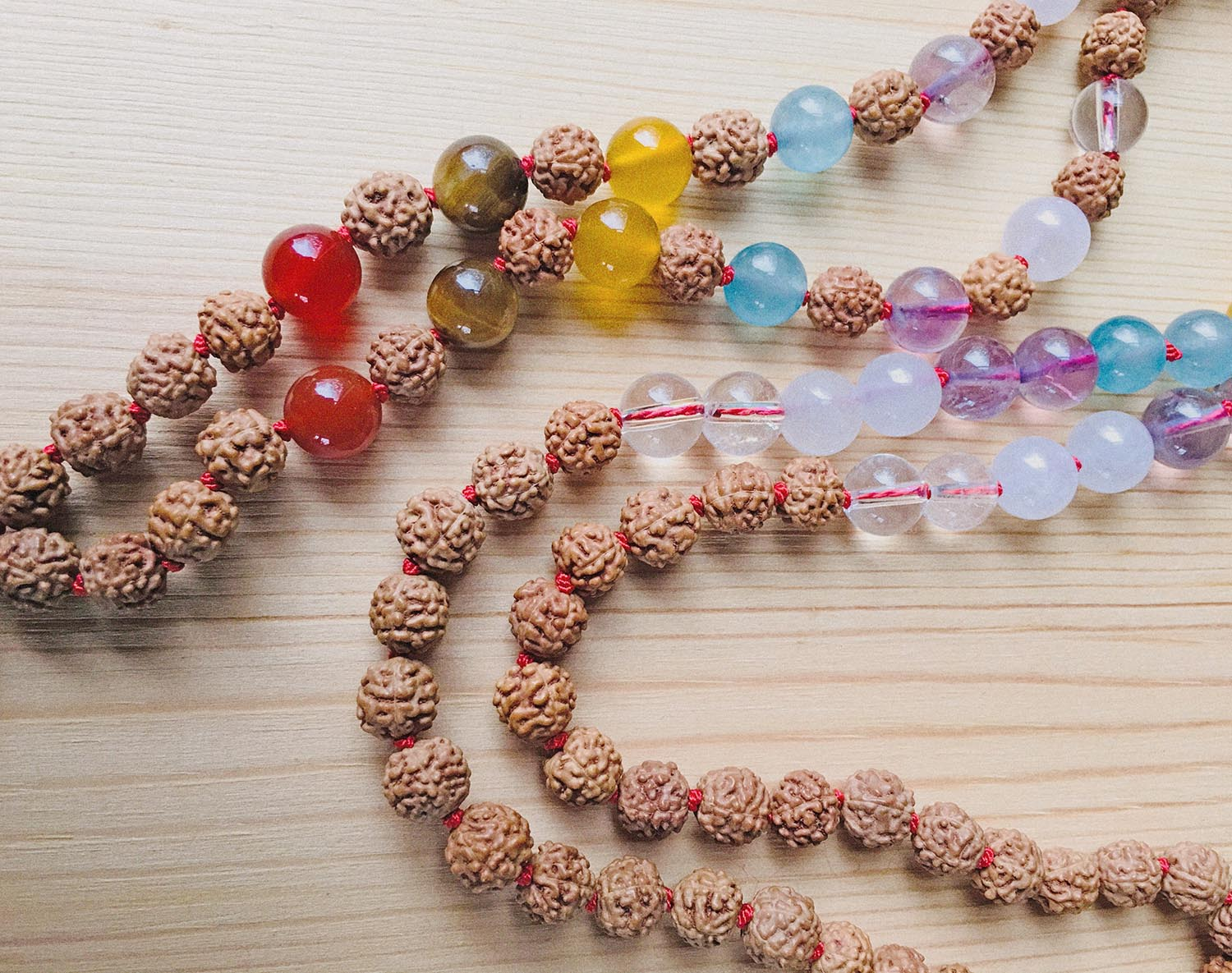 5 Minute Mala Bead Meditation